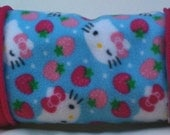 """Guinea Pig and Other Small Animal Double End Cozy Cuddle Tunnel, Large 9""""x18"""", 270 Different Fabrics to Choose From"""