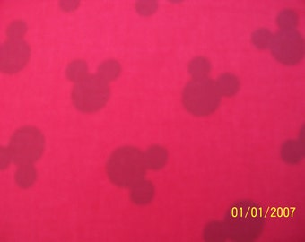 "44"" X 108"" Mickey Mouse Rectanglar Birthday Party Table Cloth. It will fit your 8' foot long table"