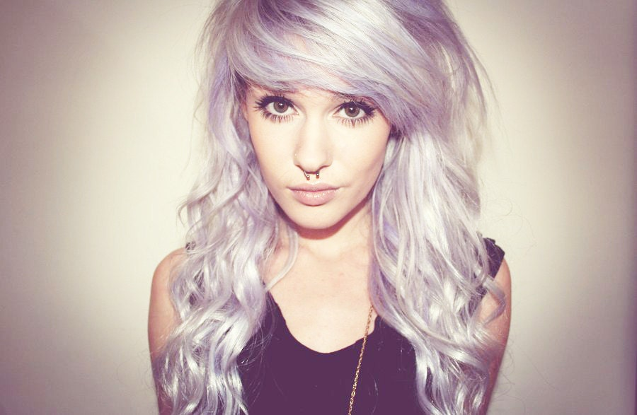 We look after your ForumLilac Highlights On Blonde Hair