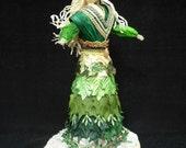 Green Yule Goddess