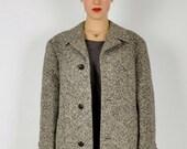 Vintage Grain Winter Coat