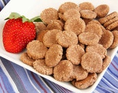 Strawberry Bites All-Natural Dog Treats