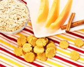 Cantaloupe Cookies All-Natural Dog Treats