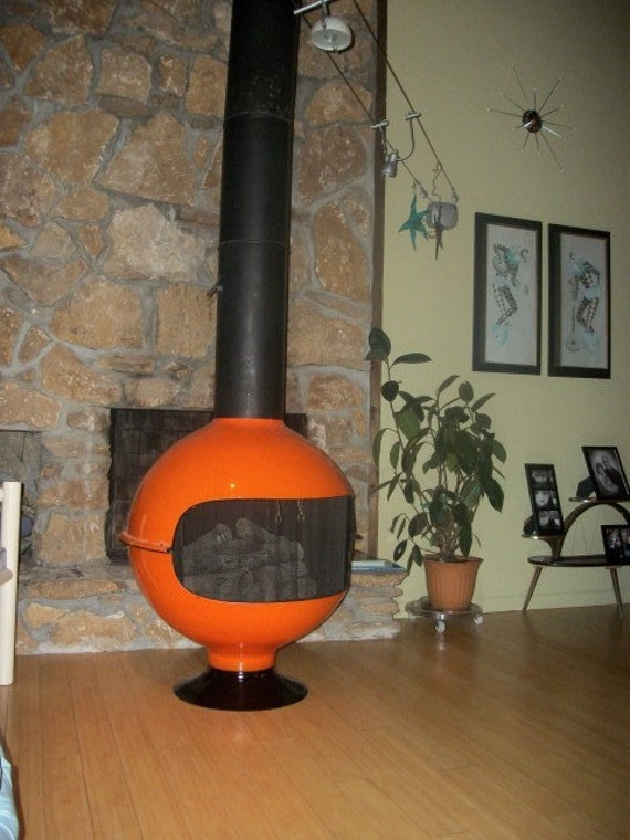 items similar to vintage mid century mod freestanding cone