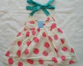 Baby Girls  Cotton Sundress 2-7T