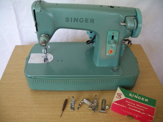 when was the electric sewing machine made