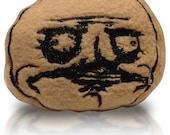 Meme Bean rage comic beanbag toy - Me Gusta