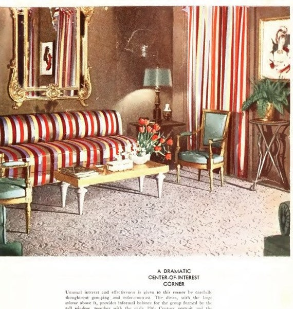 95 Vintage Home INTERIOR Design/Decorating Books By