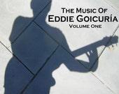 A Shadow In The Cracks - Eddie Goicuria Music CD