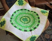 St. Patrick's Day Table Topper or Wall Hanging