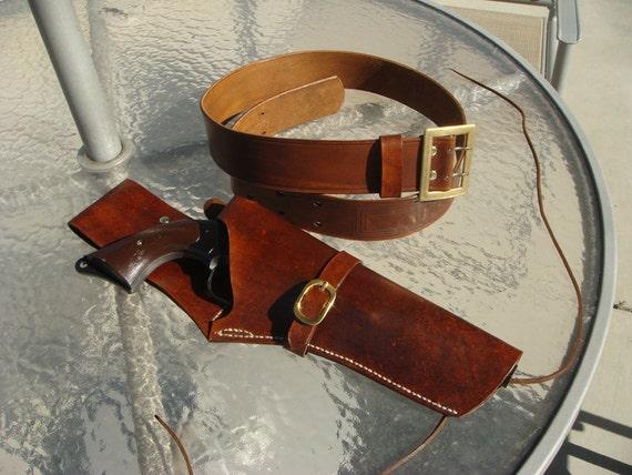 Mal Reynolds Serenity gun belt and holster