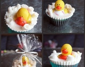 Sports Duckie Soap Favor