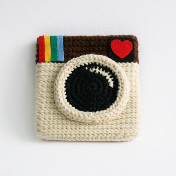 Instagram Coin Purse - Love IG (Original Color)