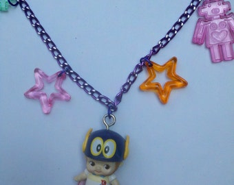kewpie necklace