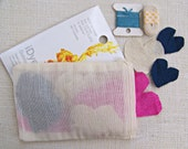 June Garland: Sewing Kit...Material and Supplies for one flower garland