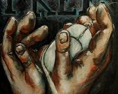 Bound Hands: Isaiah 61