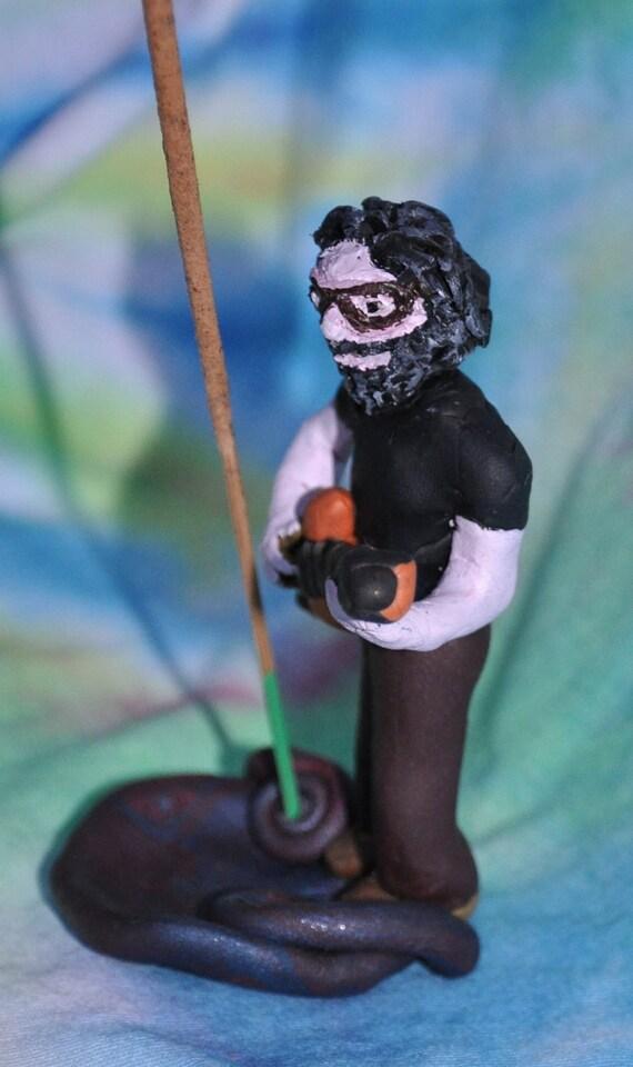 Jerry Garcia Incense Holder