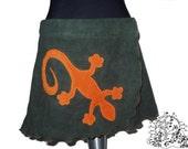 GeckO Fleece Skirt  M/L 38/40