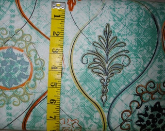Chiffon Collection Westminster Fabrics Sterling Teal PWSF022 1 yard NEW
