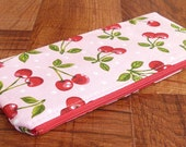 Cherry Pencil Case/Coupon Holder