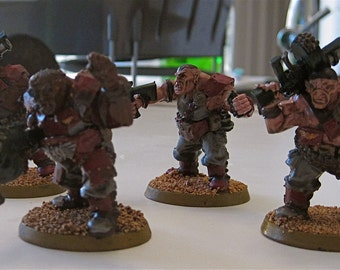 Warhammer 40k Imperial Guard Ogryns
