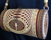 Handmade Birch Bark Bags / Very Unique Handbag / Exclusive work ...