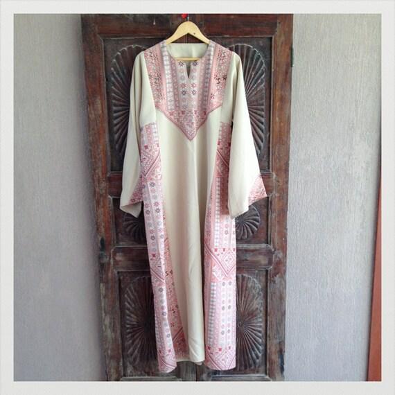 SALE: Jordanian Style Caftan was 115