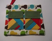 itote, for your ipad, or tablet a cute carrying case with pockets