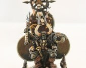 Hand painted Warhammer Fantasy Chaos Lord of Nurgle