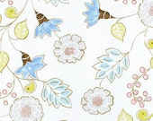 Dena Designs Leanika Vine in Ivory Fat Quarter