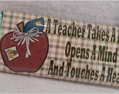 Teacher Thank You Candy Bar Card Wrapper Printable File