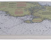 PVC Nautical Serving Tray With Custom Image