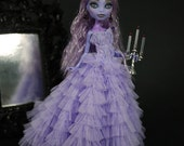 On Layaway for MARGARET only OOAK Monster High Repaint NYMPHADORA Please do not add to cart