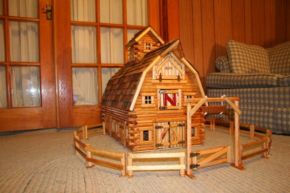 Nebraska cornhusker play barn