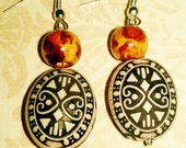 Ketaryl Tribal Earrings