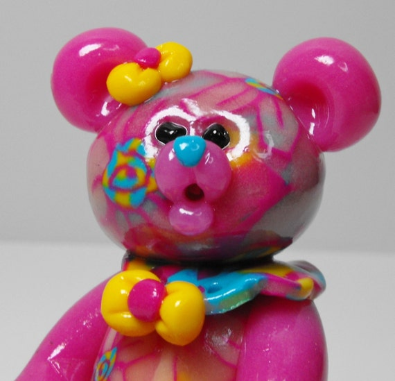 Pink lemonade Jelly Belly Bear