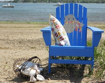 Adirondack Chair hand painted