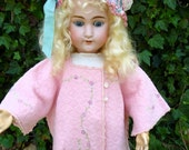 Antique Old German Made In Germany Bisque Head Victorian My Sweetheart Doll