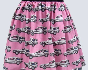 BTF Delorean Full Skirt