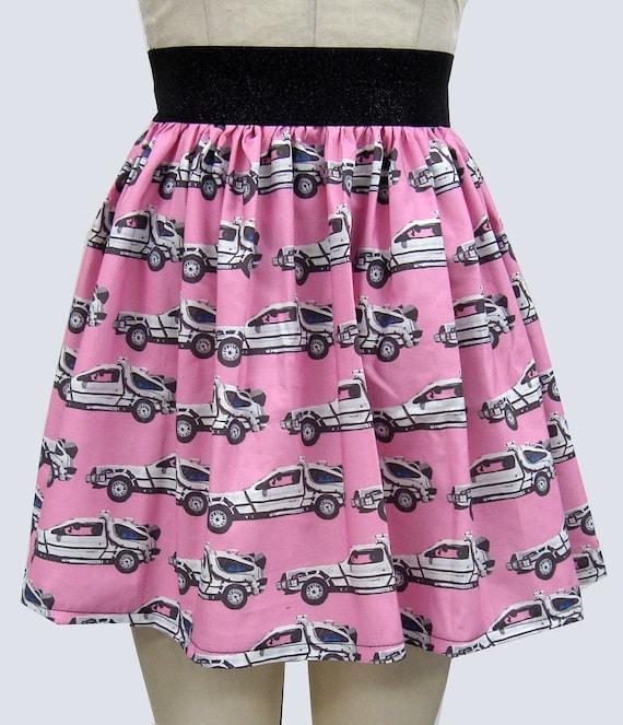 BTF Delorean Full Skirt