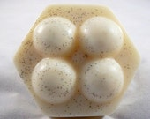 2.5oz White Chocolate Shea & Cocoa Butter Lotion Bar - All Natural