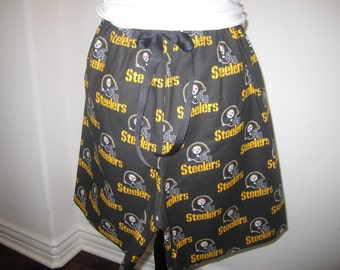 Pittsburg Steelers Knock About Shorts