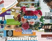 Legacy of Care - Inspirational Collage