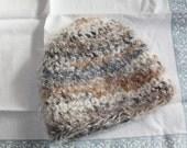 Baby Newborn Crochet Beanie Hat