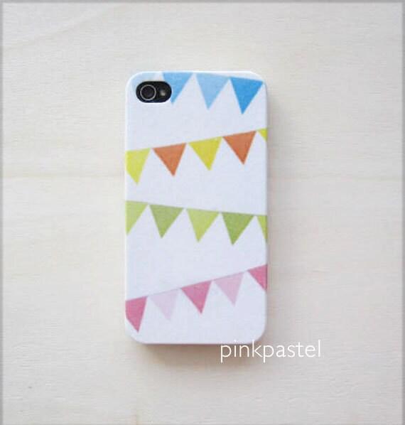 iphone 4/4S case - rainbow flag