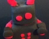 Rad Robot Business Card Holder Sculpturette