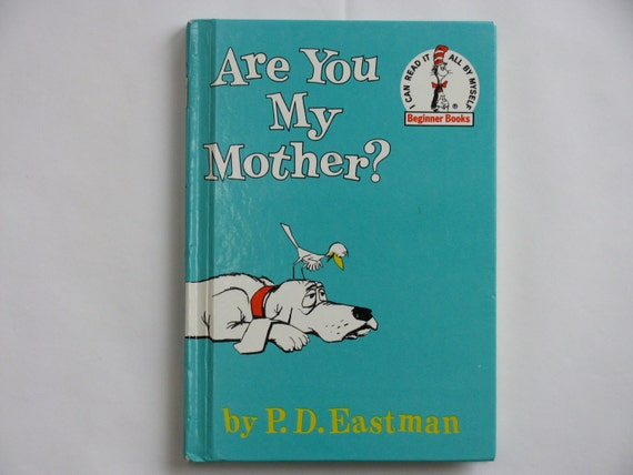 Kindle cover - Are you my Mother