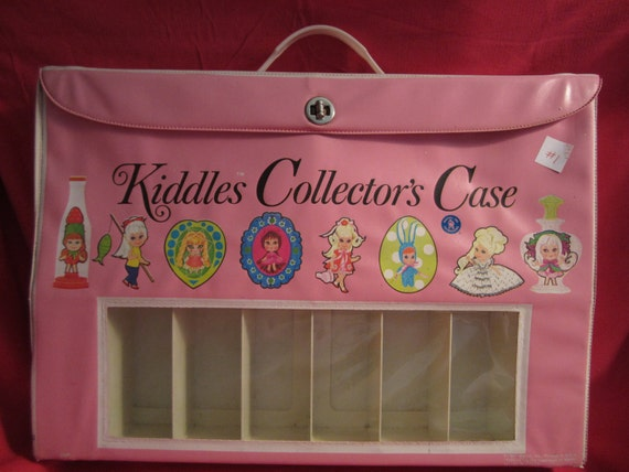 Liddle Kiddles Collector's Case