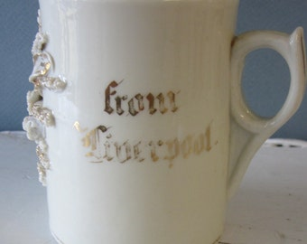 Souvenir Cup A Present From Liverpool