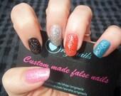 Pixie dust glitter polish 12ml